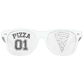 Gafas De Fiesta Retro Pizza Glasses