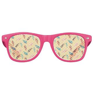 Gafas De Fiesta Retro Seashell