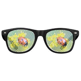 Gafas De Fiesta Retro señora en el top