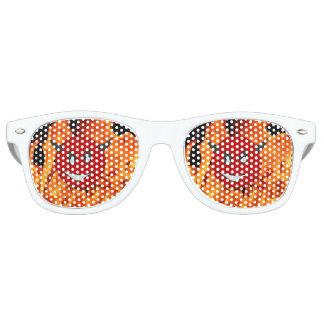 Gafas De Fiesta Retro Smiley del diablo