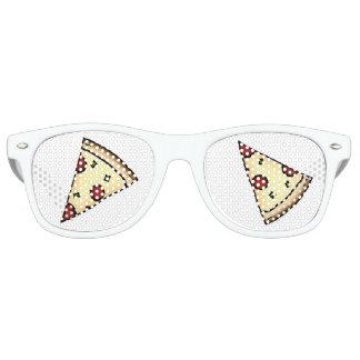 Gafas De Fiesta Retro Terence las sombras de la pizza de la araña