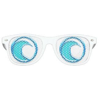 Gafas De Fiesta Retro Todas mar de I son ondas II