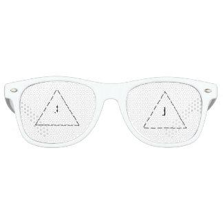 Gafas De Fiesta Retro Vidrios