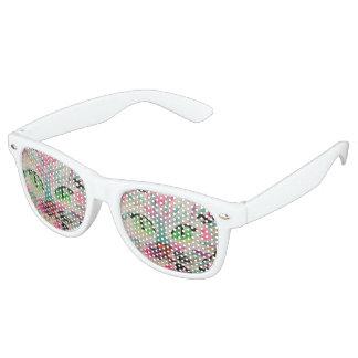Gafas De Fiesta Retro vidrios frescos locos del gato