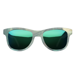 Gafas De Sol Alga marina del paisaje marino