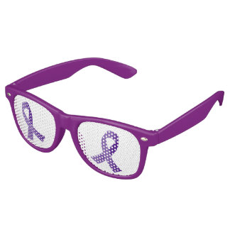 Gafas de sol de la conciencia del cáncer