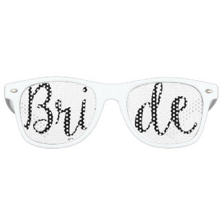 Gafas de sol de la novia