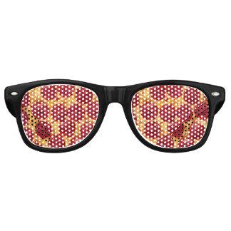 Gafas de sol de la pizza
