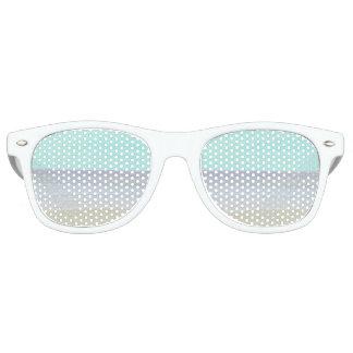 Gafas de sol de la playa de la acuarela