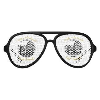 Gafas de sol de los brotes de los mejores amigos