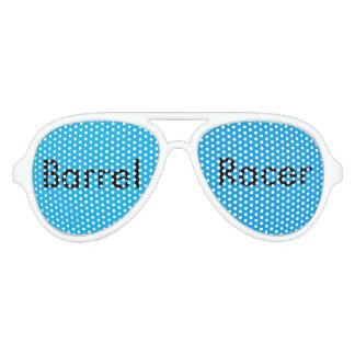 Gafas de sol del corredor del barril
