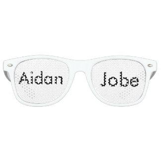 Gafas de sol del fiesta