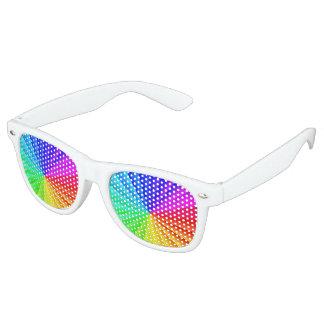 Gafas de sol del fiesta de la explosión del arco