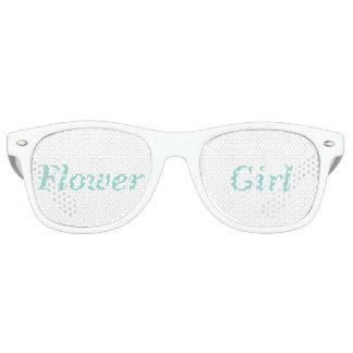 Gafas de sol del fiesta del florista de la NOVIA y