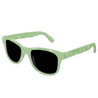 Gafas De Sol Día verde de Patricks del santo del modelo del
