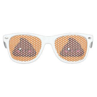 Gafas de sol divertidas del impulso del fiesta de