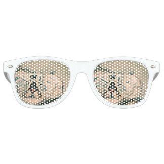 Gafas de sol: Gato divertido con los vidrios Gafas De Fiesta