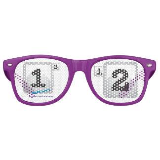 Gafas de sol menos complejas