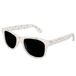 Gafas De Sol Modelo elegante lindo del rosa del diamante