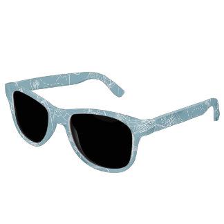 Gafas De Sol Modelo gráfico náutico del modelo