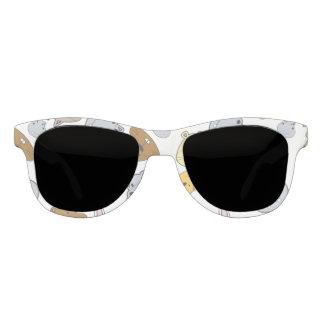 Gafas De Sol Modelo lindo del retrato de los animales del