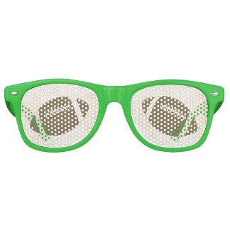 Gafas de sol temáticas del fútbol