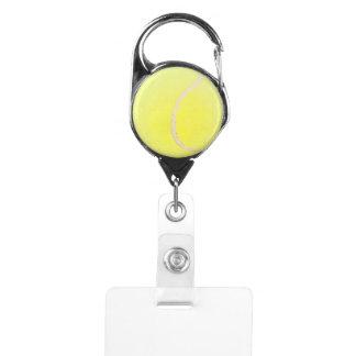 Gafete Pelota de tenis