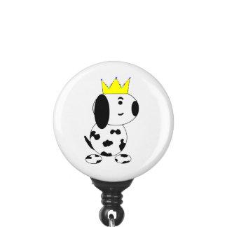 Gafete Príncipe Doggy