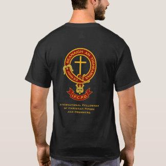 Gaiteros y baterías cristianos - IFCPD Camiseta