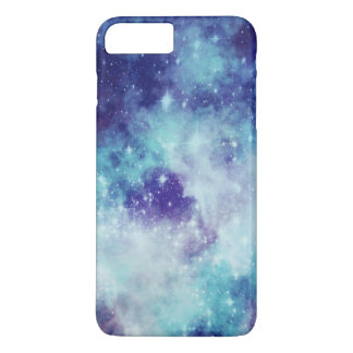 Galaxia azul funda iPhone 7 plus