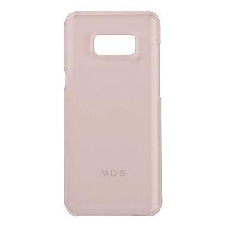 Galaxia color de rosa rosada milenaria S8 de