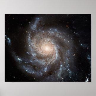 Galaxia de NASAs Impresiones