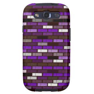 galaxia de Samsung del telefono del carcasa Samsung Galaxy S3 Coberturas