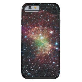 Galaxia del espacio funda de iPhone 6 tough