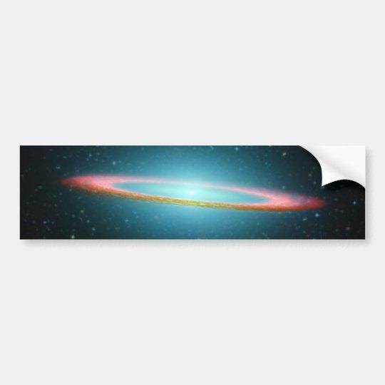 Galaxia espiral NGC 4594 del sombrero Pegatina Para Coche