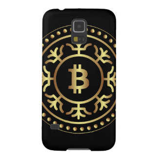Galaxia S5, caja de Bitcoin Samsung del teléfono Carcasa Galaxy S5