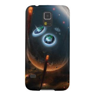Galaxia S5, caja de Samsung del teléfono de Barely Carcasa Galaxy S5