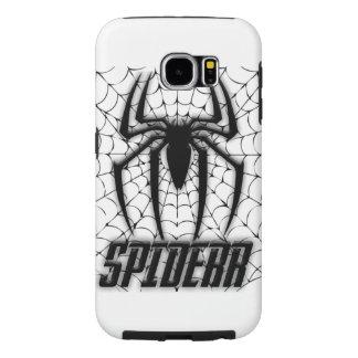 Galaxia S6 de Spiderr Samsung, dura Funda Samsung Galaxy S6