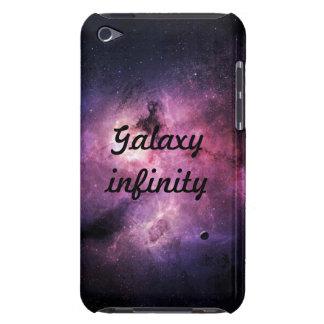 Galaxy infinity carcasa para iPod