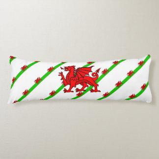 Galés raya la bandera