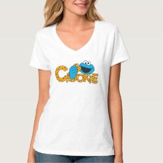¡Galleta del monstruo el | de la galleta! Camiseta