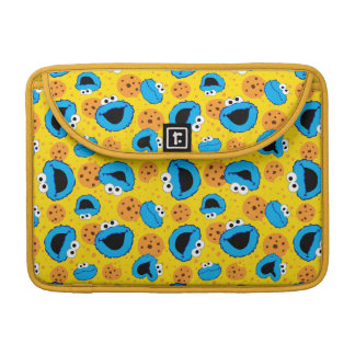 Galleta Monter y modelo de las galletas Funda Para Macbook Pro