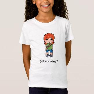 ¿galletas conseguidas? camiseta