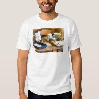 Galletas de la hornada camisas