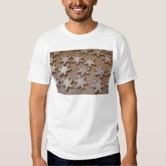 Galletas del navidad camiseta