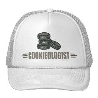 Galletas divertidas gorras de camionero
