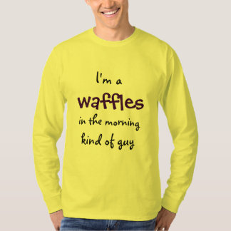 Galletas en los hombres divertidos del refrán del camiseta