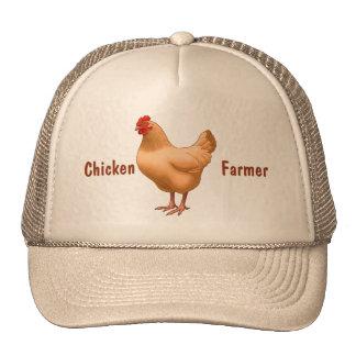 Gallina de color de ante del pollo de Orpington Gorros
