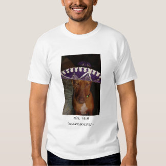 gallinero 2 del mariachi: oh, la humanidad… camisas