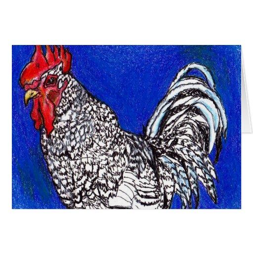 Puedes ver cuánto ama a su gallo negro 7